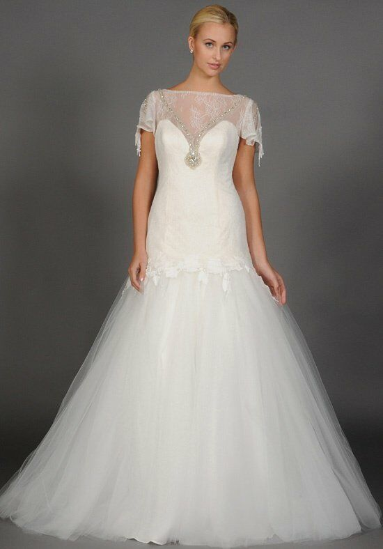 "Eugenia ""Eloise"" Style 3917 Mermaid Wedding Dress"