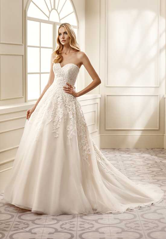 Eddy K EK1060 Ball Gown Wedding Dress