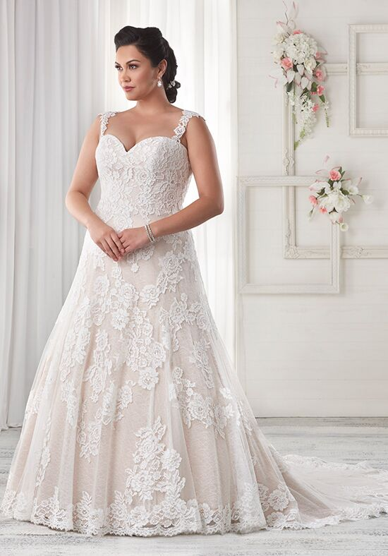 Unforgettable by Bonny Bridal 1603 A-Line Wedding Dress