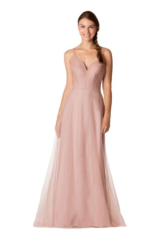 Bari Jay Bridesmaids EN-1732 Sweetheart Bridesmaid Dress