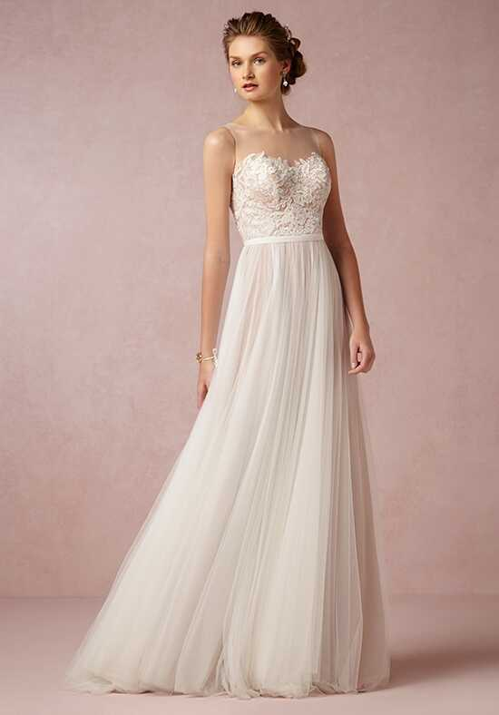 BHLDN Penelope Gown A-Line Wedding Dress
