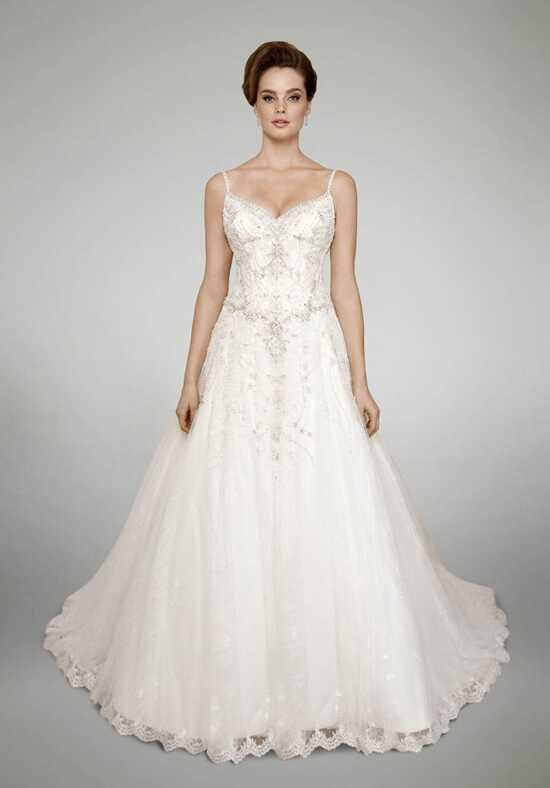 Matty by Matthew Christopher Jocelyn A-Line Wedding Dress