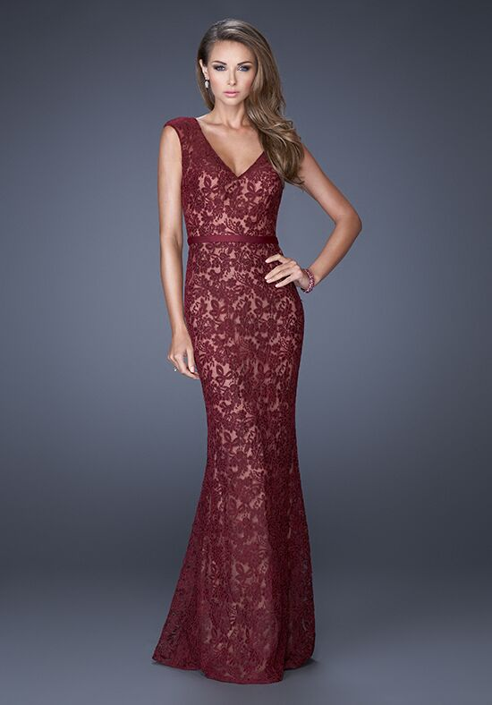 La Femme Evening 20450 Mother Of The Bride Dress