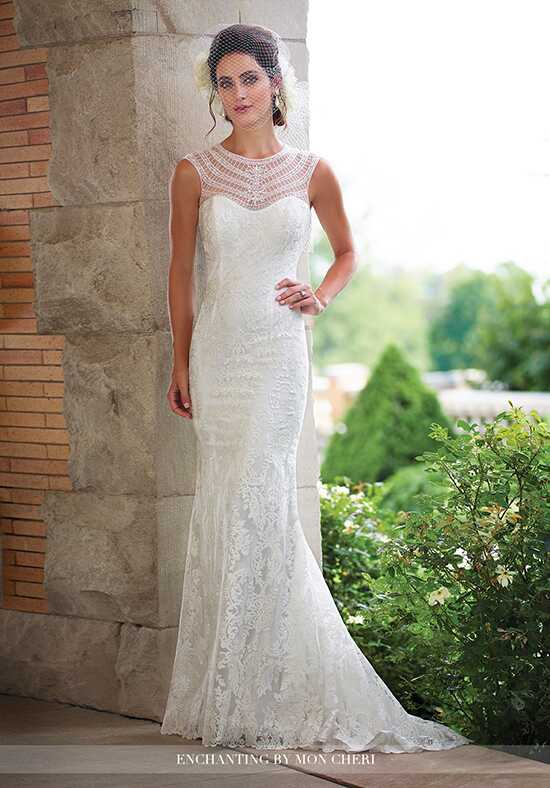 Enchanting by Mon Cheri 117175 Mermaid Wedding Dress