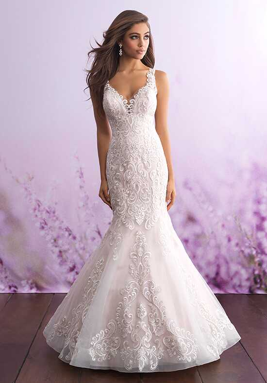 Allure Romance 3106 Mermaid Wedding Dress