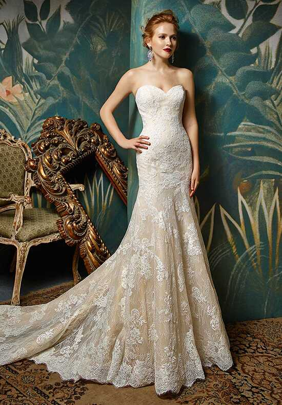 Blue by Enzoani Joselina Mermaid Wedding Dress