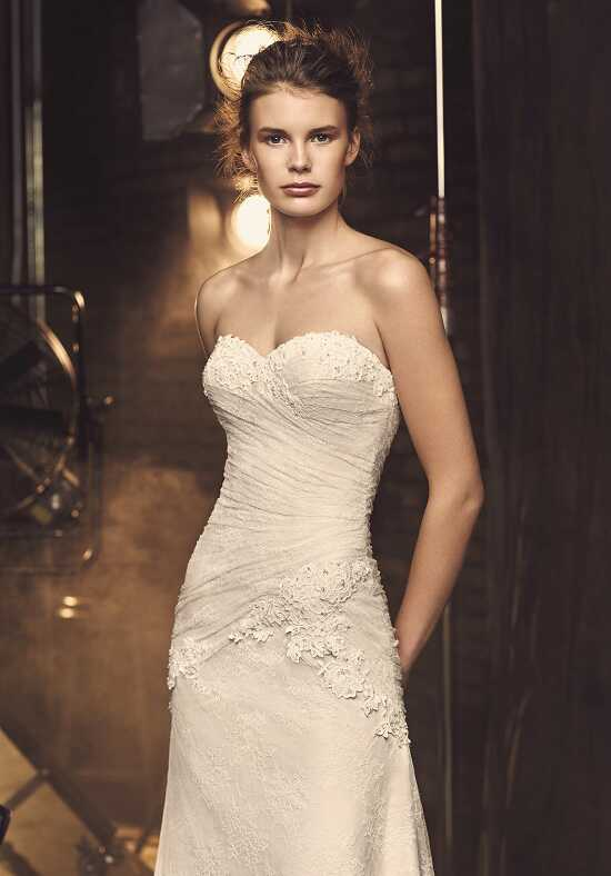 Mikaella 2086 Sheath Wedding Dress