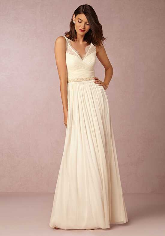 BHLDN Fleur Dress A-Line Wedding Dress