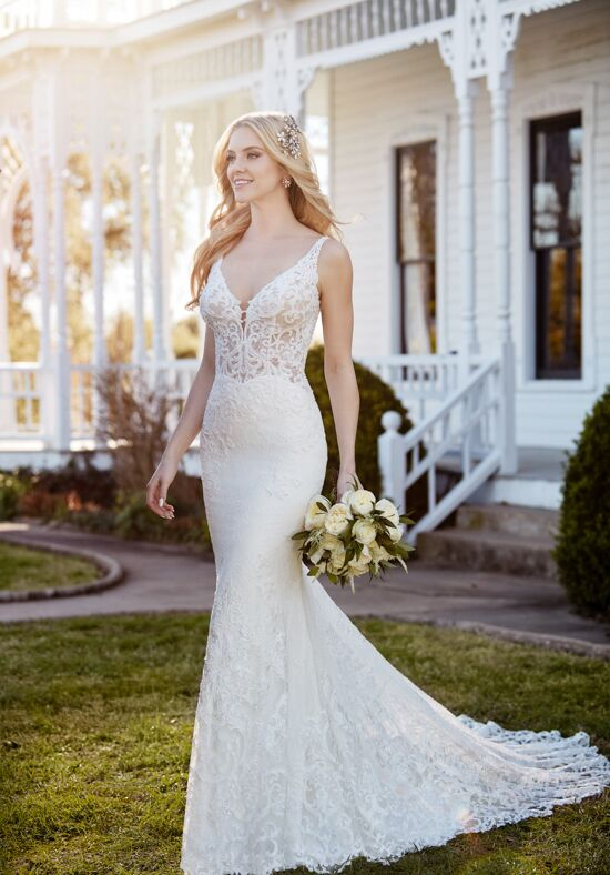 Martina Liana 888 Mermaid Wedding Dress