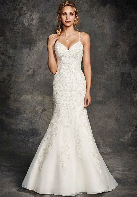 Ella Rosa BE267 Mermaid Wedding Dress