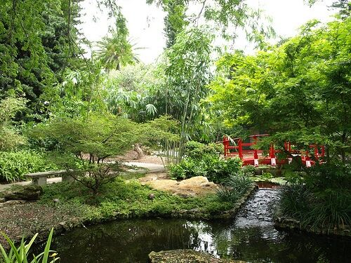 The Ceremony And Reception Will Take Place On The Evening Of April 16, 2016  At The Miami Beach Botanical Garden. Guests Can Visit The Garden For FREE  From ...