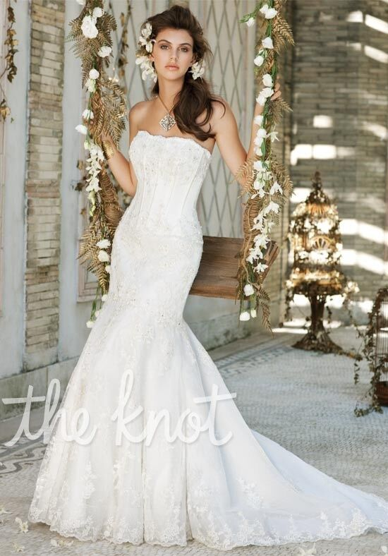 Camille La Vie &amp- Group USA 41790_9342W Wedding Dress - The Knot