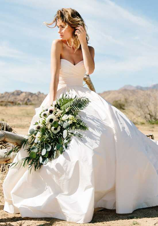 Lea-Ann Belter Diana Ball Gown Wedding Dress