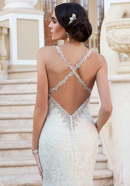 IVOIRE by KITTY CHEN GABRIELLA V1388 Mermaid Wedding Dress
