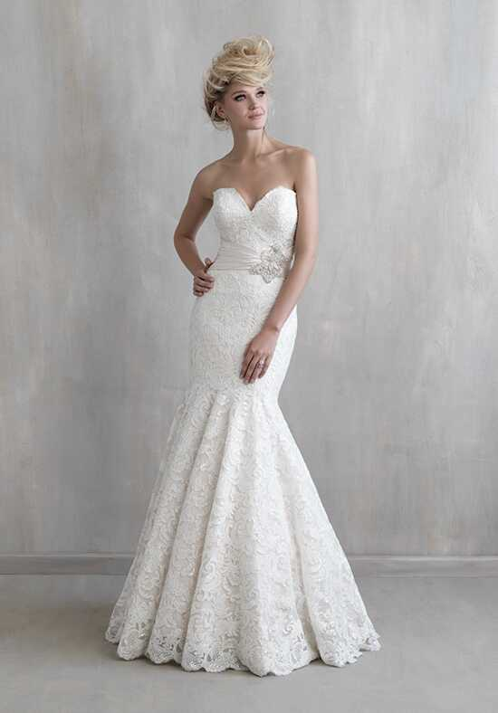 Madison James MJ205 Mermaid Wedding Dress