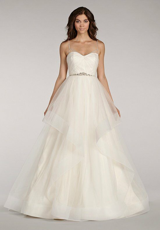 Blush by Hayley Paige Fiona / Style 1409 Ball Gown Wedding Dress