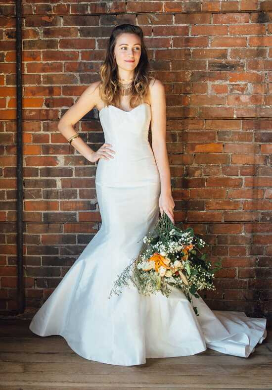Lea-Ann Belter Marigold Mermaid Wedding Dress