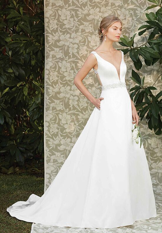 Casablanca Bridal Style 2285 Viola A-Line Wedding Dress