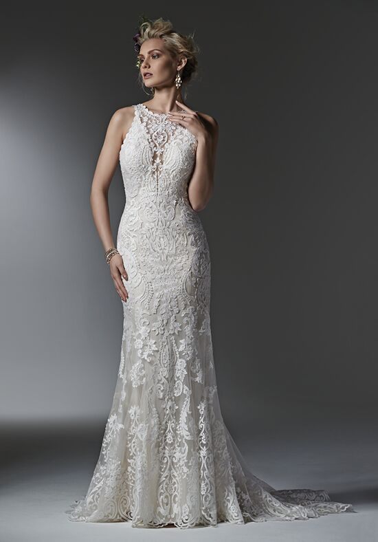 Sottero And Midgley Winifred Mermaid Wedding Dress