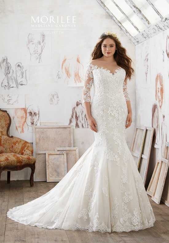 Morilee by Madeline Gardner/Julietta 3212 Mermaid Wedding Dress