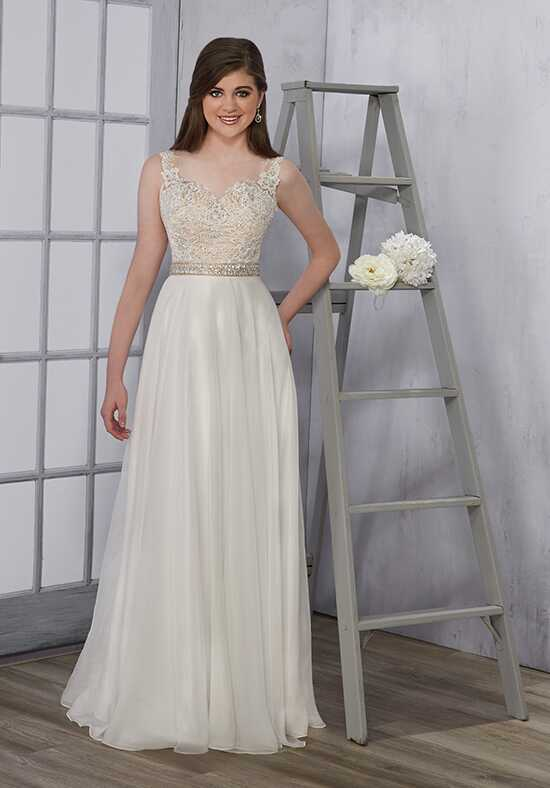 Mary's Bridal 2680 A-Line Wedding Dress