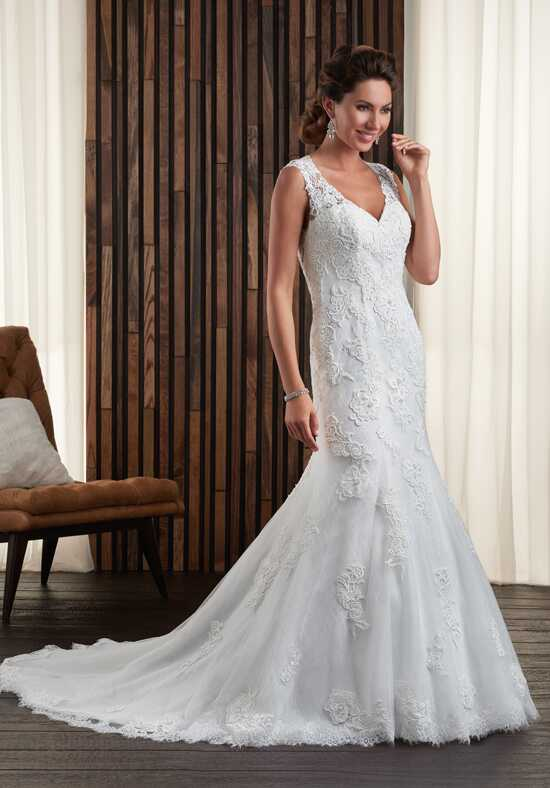 Bonny Bridal 714 Mermaid Wedding Dress