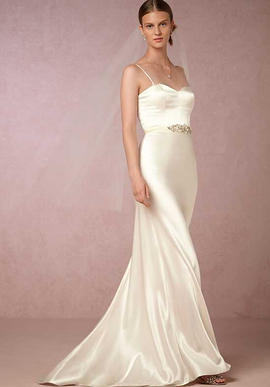 BHLDN Gina Sheath Wedding Dress