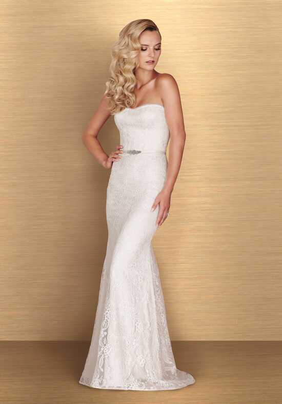 Paloma Blanca 4673 Wedding Dress photo