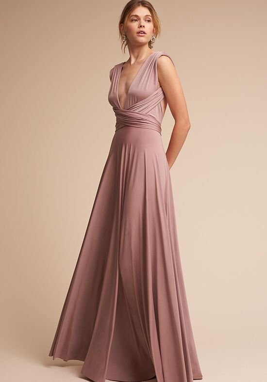 Bhldn Mother Of The Bride Ginger Convertible Maxi Dress