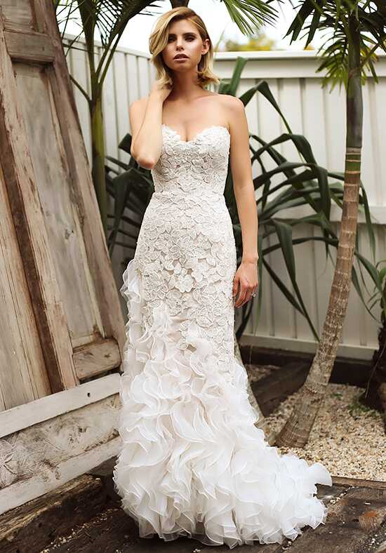 Mia Solano ML7817 Mermaid Wedding Dress