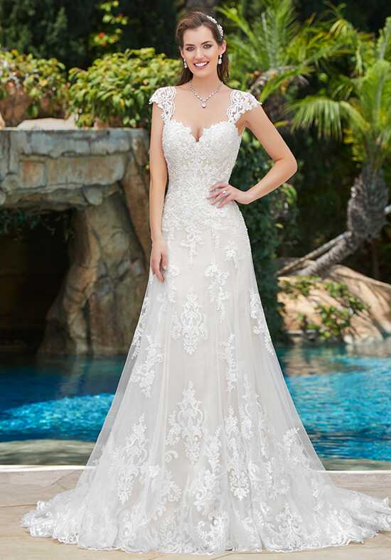 KITTYCHEN THORA, H1751 Sheath Wedding Dress