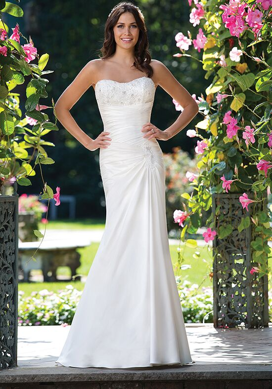 Sincerity Bridal 3918 Mermaid Wedding Dress