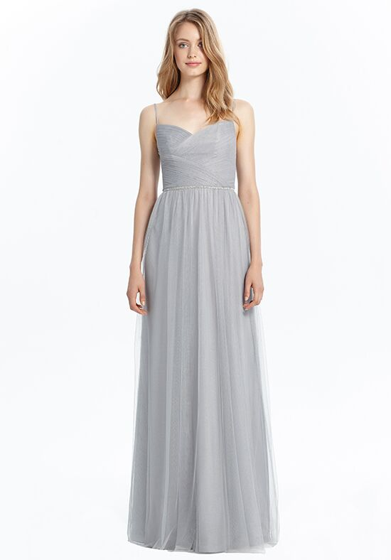 Monique Lhuillier Bridesmaids 450453 Strapless Bridesmaid Dress