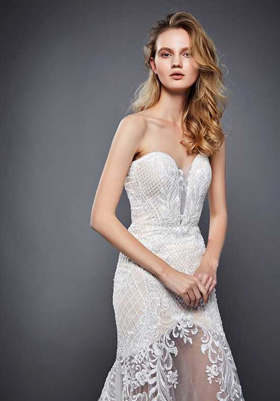 Calla Blanche 17109 Yasmine Sheath Wedding Dress