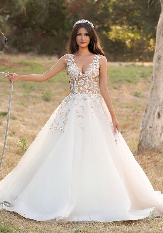 Badgley Mischka Bride Brooke Wedding Dress - The Knot