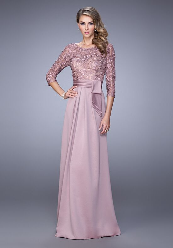 La Femme Evening 21676 Mother Of The Bride Dress