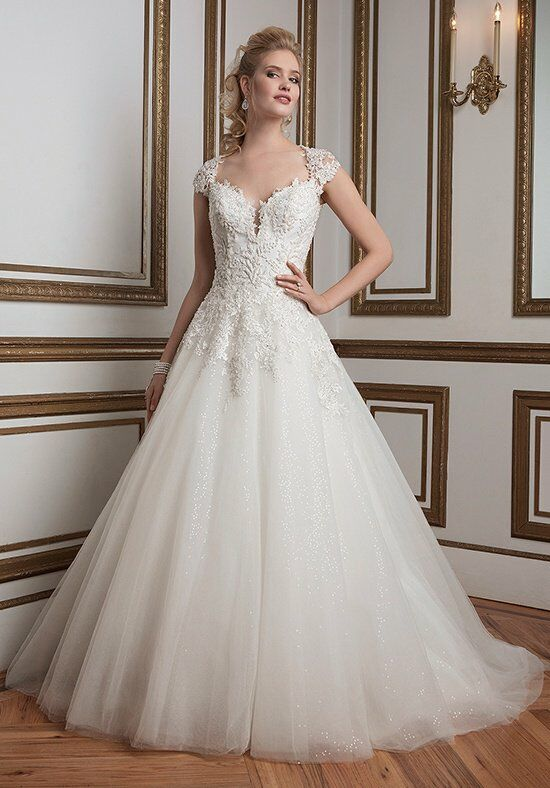 Justin Alexander 8807 Ball Gown Wedding Dress