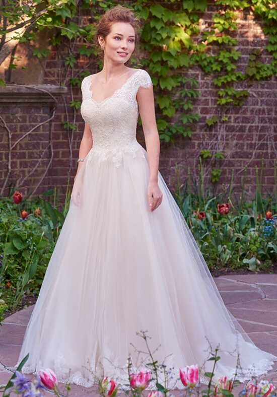 Rebecca Ingram Trisha Ball Gown Wedding Dress