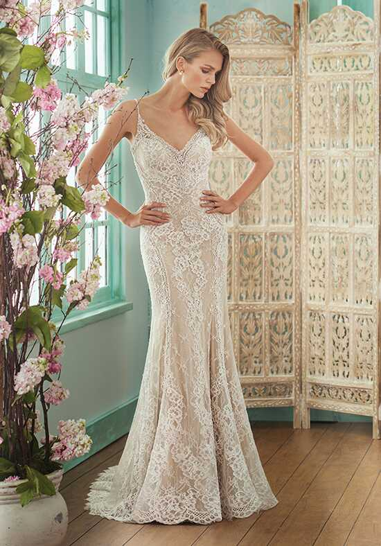 Jasmine Collection F201016 Mermaid Wedding Dress