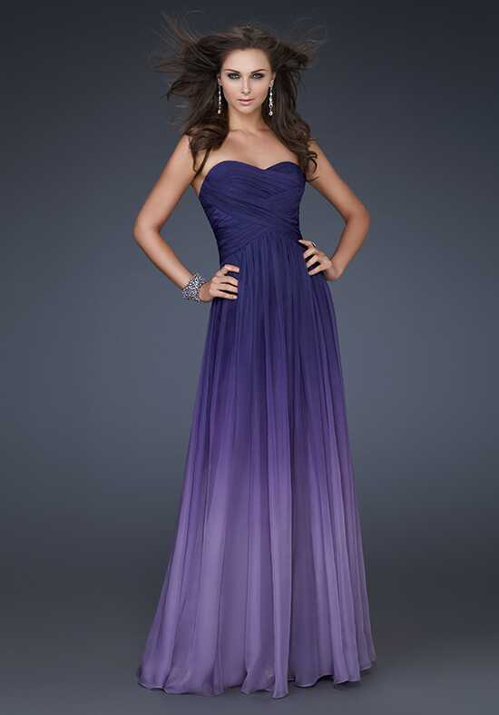 La Femme Bridesmaids 17004 Bridesmaid Dress