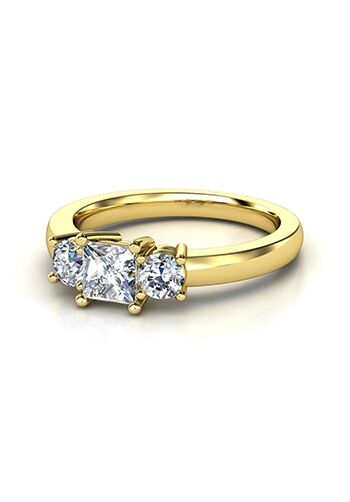 gemvara customized engagement rings beyla ring