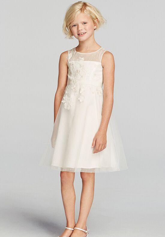 David's Bridal Flower Girl WG1363 Flower Girl Dress - The Knot