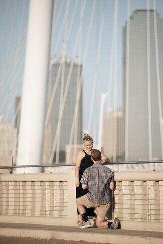 Jenna Iacovino And Jesse Baker Wedding Photo 2