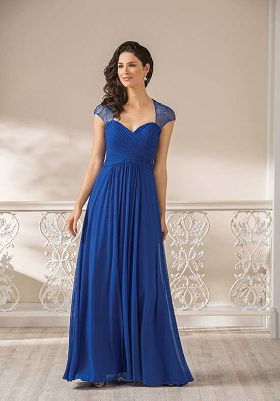 Jade J185018 Blue Mother Of The Bride Dress