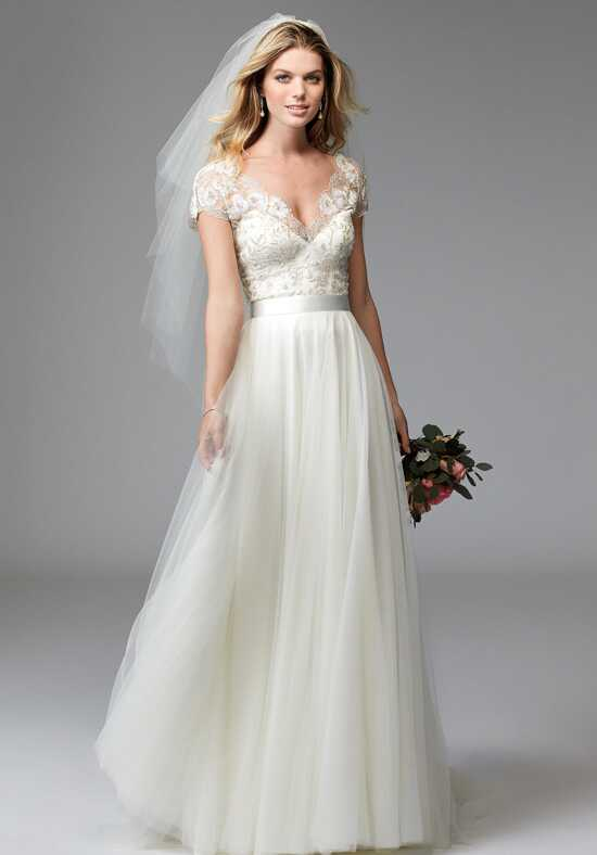 Wtoo Brides Cambria 17736 A-Line Wedding Dress