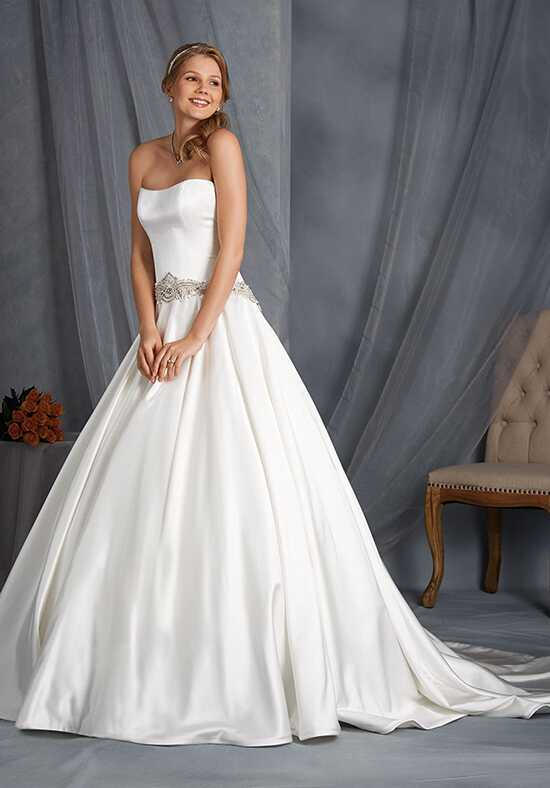Alfred Angelo Signature Bridal Collection 2541 Ball Gown Wedding Dress