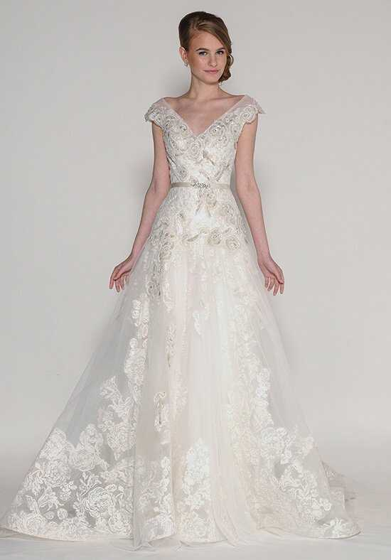 "Eugenia 4015- ""Celeste"" Ball Gown Wedding Dress"