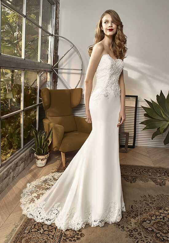 Beautiful BT18-16 Mermaid Wedding Dress