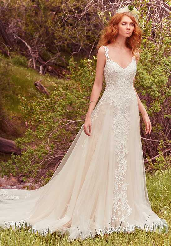 Maggie Sottero Vana Sheath Wedding Dress