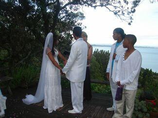 Raquel Fynn And Al Wedding Photo 1